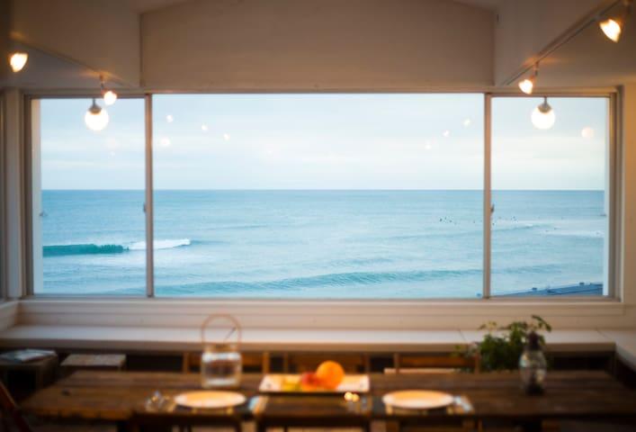 【Ocean view】Simple House, Kamakura