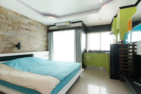 AD Hyatt Condo Pattaya Naklua -  BANGLAMUNG PATTAYA