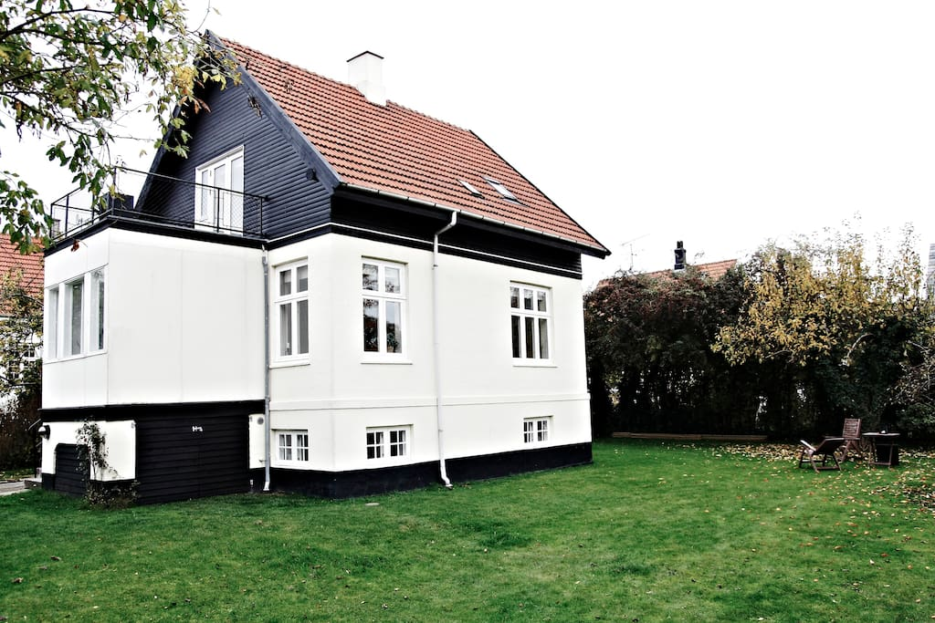 Lovely house in exclusive Gentofte