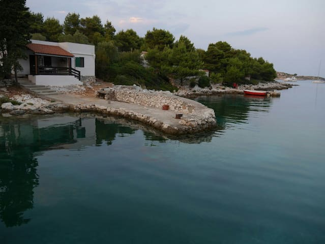 Fisherman House Kornati - otok Žut