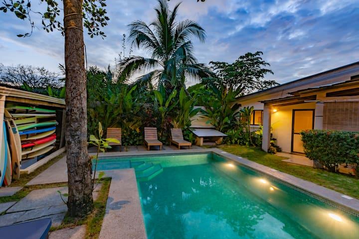 Boutique 1-Bedroom Villa Near the Best Surf in Santa Teresa | Maoritsio Villa