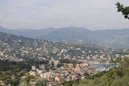 Amazing apt in Portofino Promontory