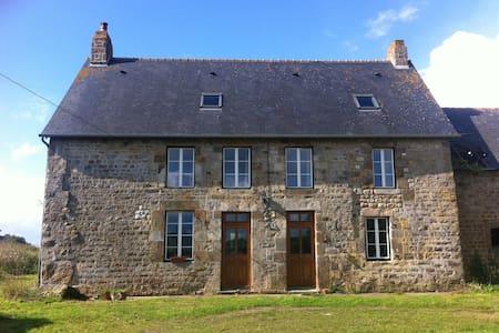 Napoleonic Stone Farm House - Céaucé