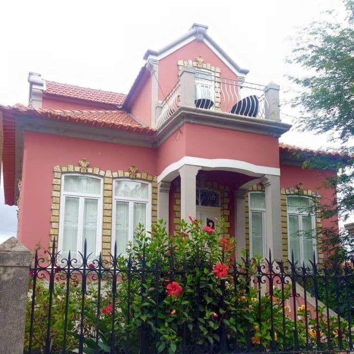 Vacances en Famille sur le Casa do Sino Aveiro