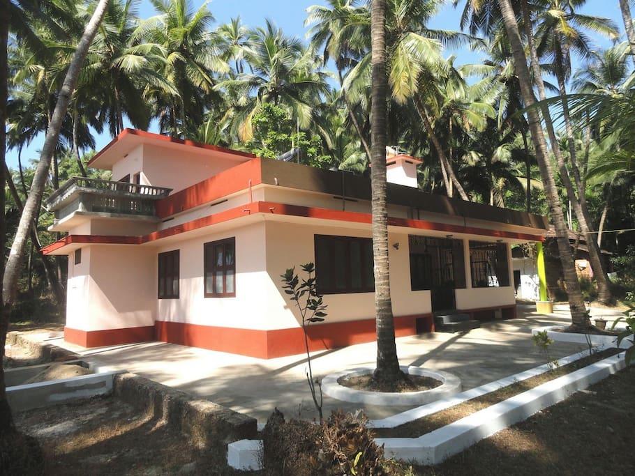 Malabar Cove Beach House - Edakkad - Kannur - North Kerala - South India