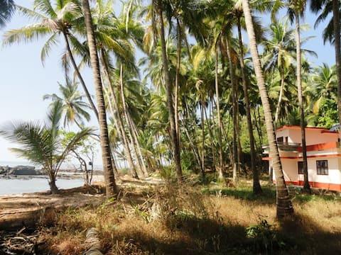 Casa de praia - Kerala do Norte - Índia