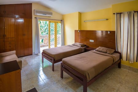 SPRINGHAVEN - Thiruvamyur - เชนไน - ที่พักพร้อมอาหารเช้า