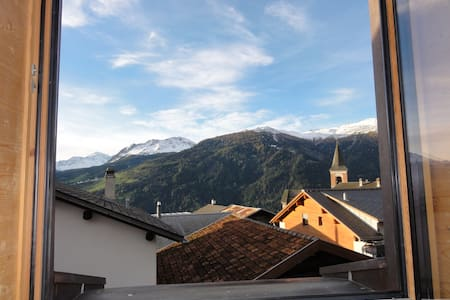 Our second home in Lenzerheide  / Lain - Vaz/Obervaz - Townhouse