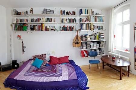30 Sq apartment in Prenzlauer Berg