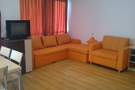 Big comfortable studio near sea - Primorsko - Huoneisto