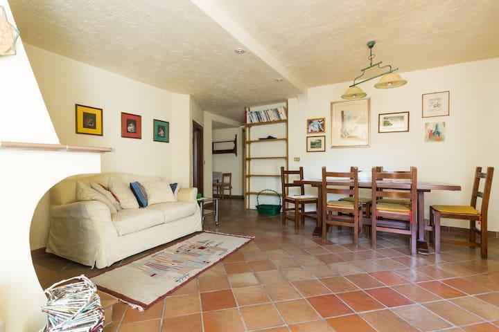 Mare e Relax in Sardegna per due - Donigala Fenughedu - Lejlighed