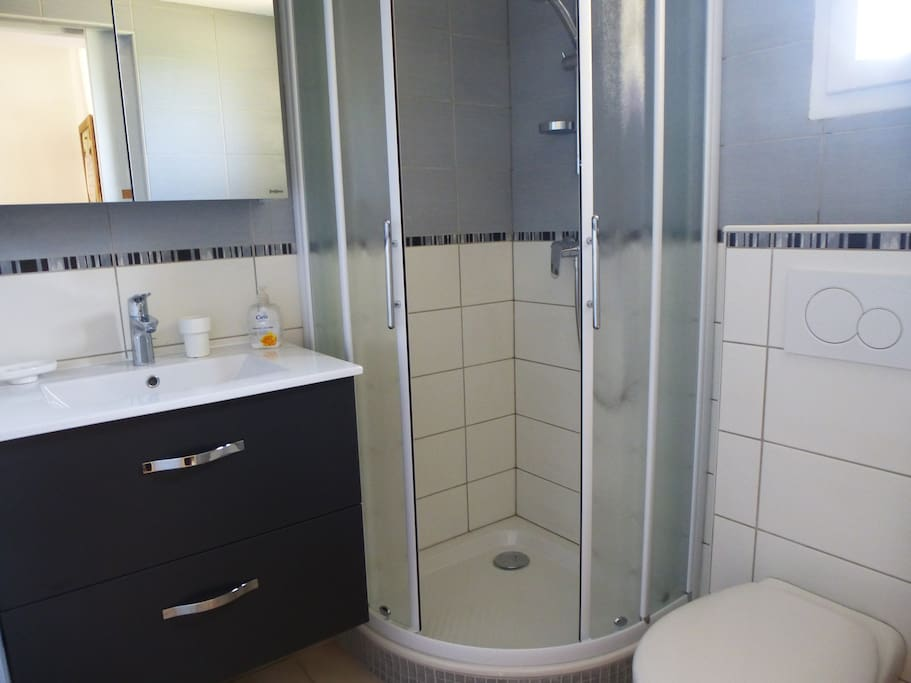 Salle de bain refaite à neuf en 2014