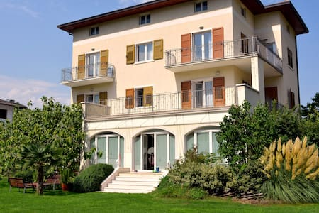 VillaMuse:new flat near LakeofGarda - Cavedine - Apartment