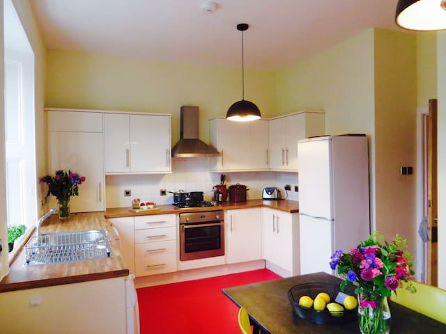 Charming Artisan Terrace House - Edinburgh - House