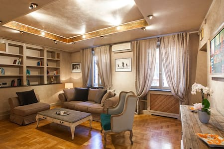 NA Spanish luxury apartment - Roma - Apartment