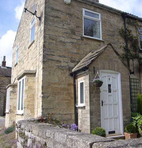 Romantic Yorkshire Stone Cottage