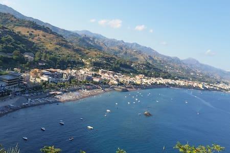 Casa di Francesca sul mare 2 BOOK NOW AND SAVE 10% - Sant'Alessio Siculo