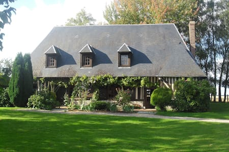 Maison normande au charme bucolique - Berthouville - Haus