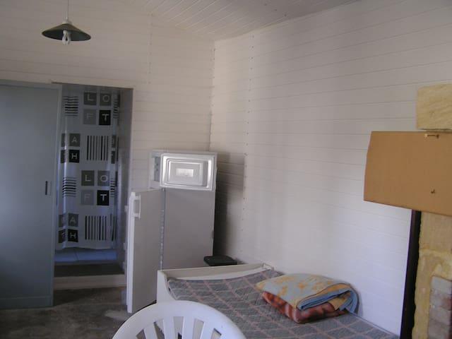 studio privée dans propriété - Doué-la-Fontaine - House