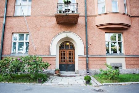 68m2 Jugend flat in Central Park - Turku