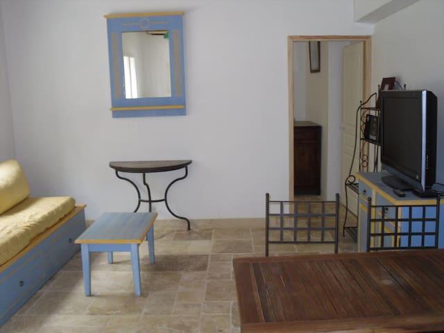 Appartement 55m2 avec terrasse 26m2 - Puget-sur-Argens - Apartemen