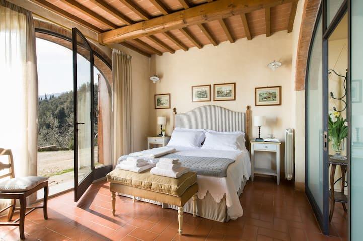 Cosy stone cottage in Tuscany - Rignano sull'Arno - Appartement