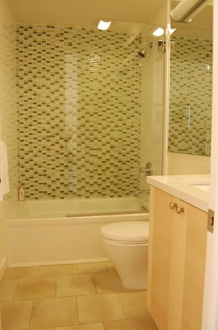 Your shared bathroom