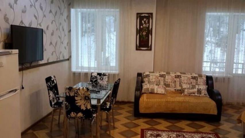 квартира-студия в ЖК Спутник