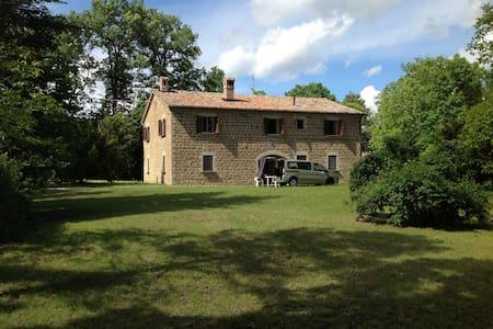 Casale di campagna - Frontone - Rumah