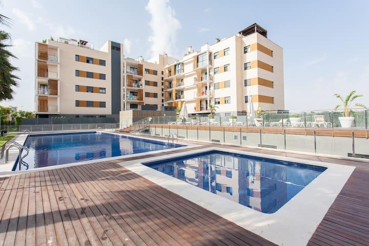 Sol, Playa y Relax - El Campello - Apartment
