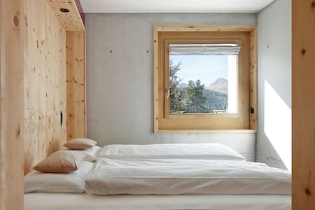 Alpine Lodge Chesa Plattner 2 Bett - Pontresina - Apartment