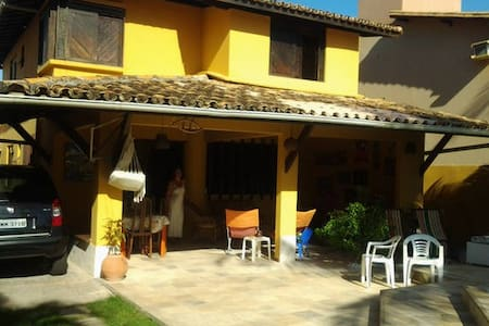 room in villa 60 m from the sea - Lauro de Freitas - Ev