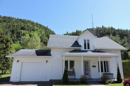 La maison d'Imelda - Petit-Saguenay