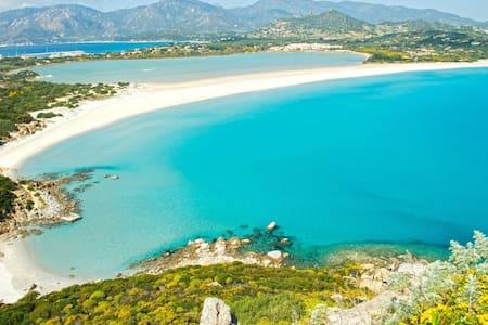 flat 1km Poetto Beach Cagliari