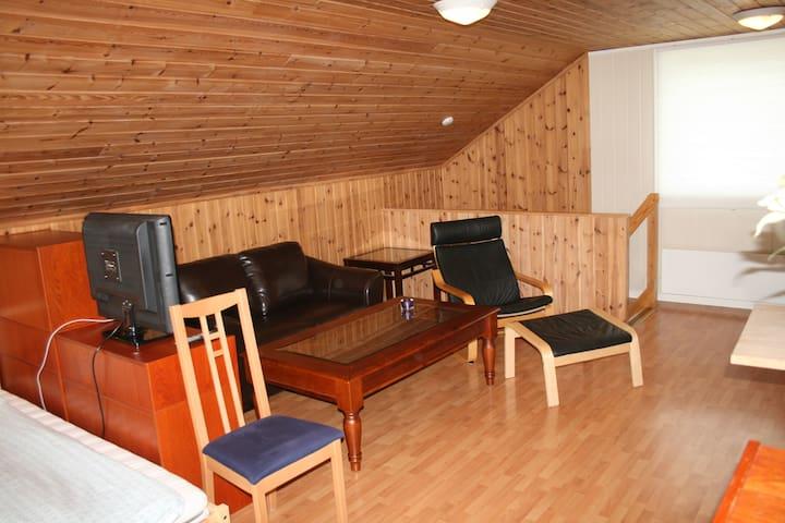 Hybel leilighet i separat bygg - Sola