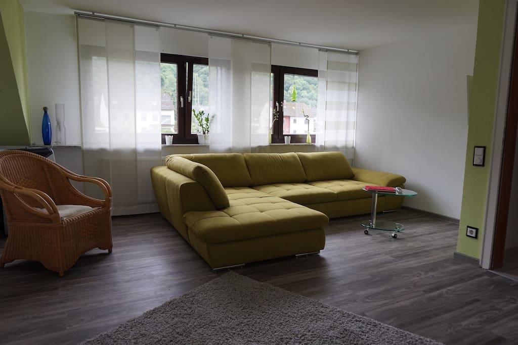 Wohnzimmer, weitere Schlafgelegenheit (2 Personen)