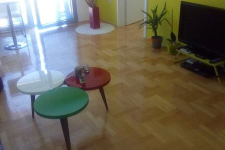 New and Fancy Apartment near the Center - Skopje