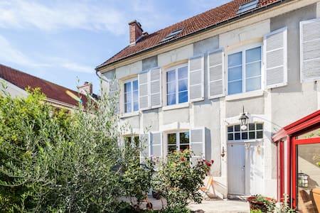 Chambre Zen - Tours-sur-Marne - Rumah