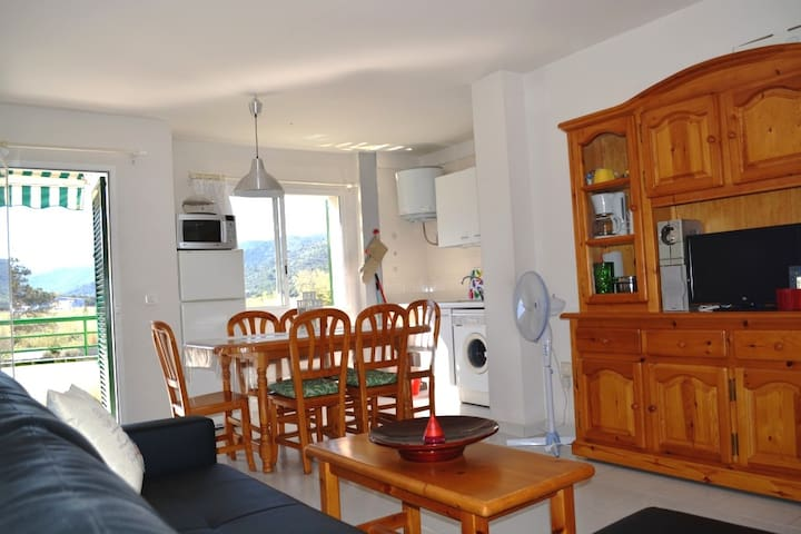 Confortable appartement bord de mer - El Port de la Selva - Apartment