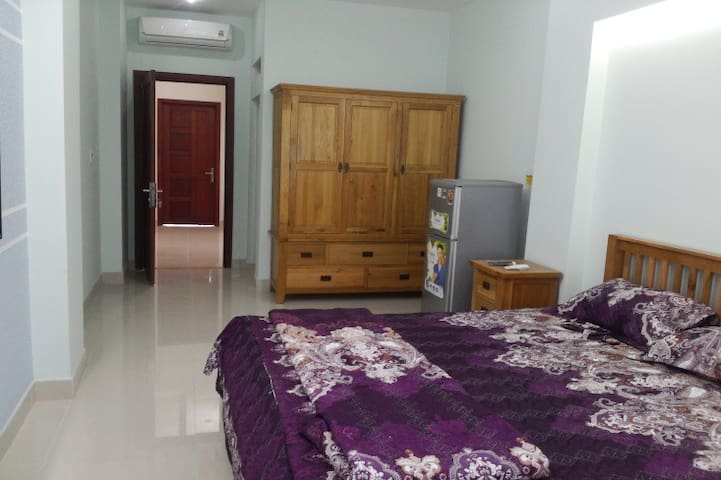 LuxuryApartment - STUDIO ROOM - 1 BED FOR 1 PERSON - Ho-Chi-Minh-Stadt - Wohnung