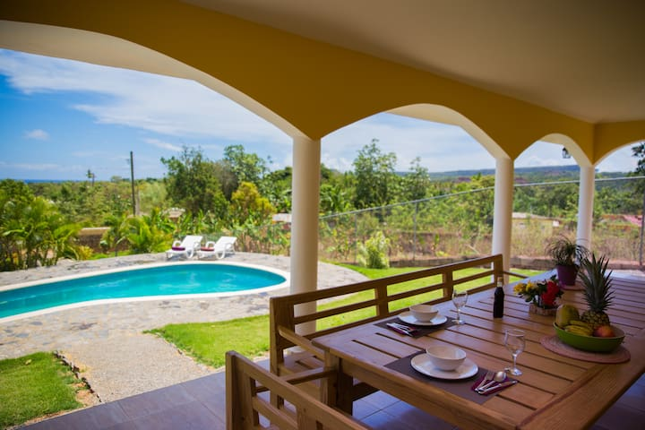 Villa Ibiscus, It's Time to Relax