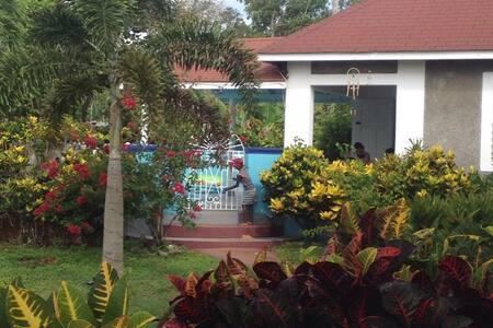 Rose Garden Pool & Villa - Long Bay - Ház