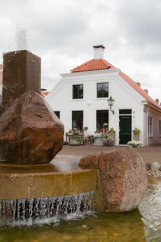 Ruim sfeervol  appartement - Bad Nieuweschans - Appartement