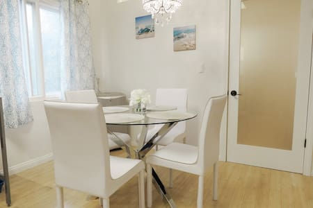 1BR Guest House - Safe/Quiet So. Bay Nr Bch & LAX