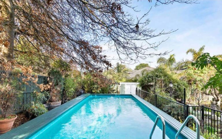 4 Bedroom Home with Pool in fantastic location!