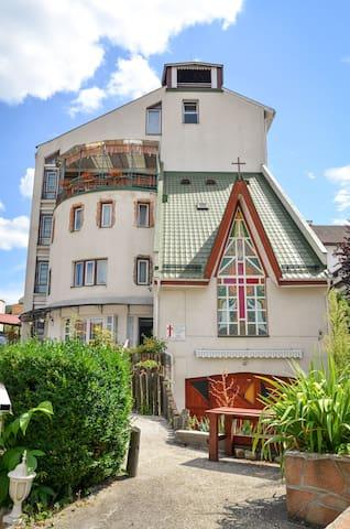 Accomodation in Cluj-Napoca