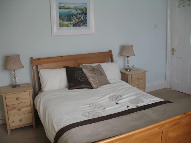 Lovely room near Twickenham Stadium - Twickenham - Casa