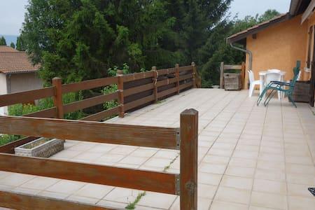 maison individuelle confortable - Les Côtes-d'Arey - 獨棟