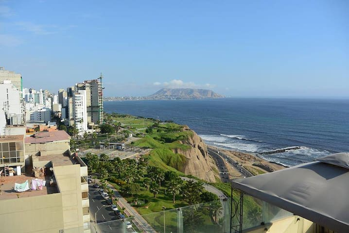 Miraflores: Amazing Apartment in M - Lima - Apartment