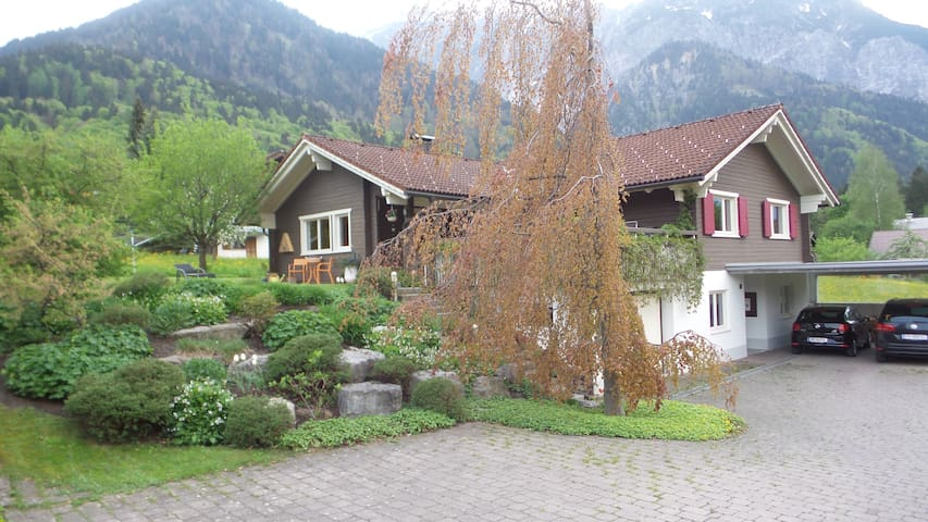 Im Herzen der Alpen - Vandans - Departamento